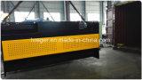 Macchina per il taglio di metalli dello strato di QC12k 8X3200, macchina di taglio di CNC, macchina di taglio idraulica con Dac360