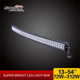 "50 ""288W CREE Super Bright Offroad Curved LED Lightbar"