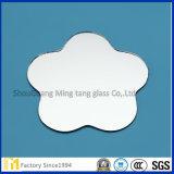 Fait dans le miroir en aluminium 6mm décoratif de la Chine 2mm 3mm 4mm 5mm sans bâti