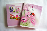 2017 Escuela barato papelería Ejercicio de papel del cuaderno del libro (Yixuan IMPRESIÓN)