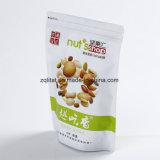 Fastfood- lamellierter materieller Nahrungsmittelbeutel mit Reißverschluss-Verschluss-Unterhalt Freesh