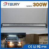 300W 52inch de la barra ligera del trabajo LED del CREE LED del camino, alta calidad