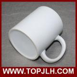 Кружка печатание 11oz давления жары штейновая поверхностная белая