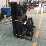 tipo semi hermético unidad de condensación refrescada aire de la aleta del compresor 10p