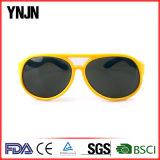 Caucho de alta calidad de promoción de los niños las gafas de sol para niños