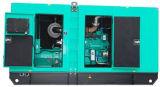 générateur insonorisé du moteur diesel 400kVA