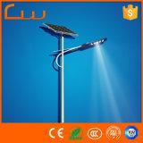 電流を通されたポーランド人8mの90Wによって動力を与えられる屋外の太陽街灯
