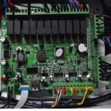 Runda生化学的な検光子と接続する生物化学浄化システム