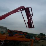 camion à benne basculante utilisé d'éléphant de Putzmeister Allemagne de machines de matériel de construction d'occasion