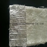 Coperta dell'ago della vetroresina per Filt o isolamento, stuoia di cardatura della vetroresina di 15mm, feltro della vetroresina del silicone, stuoia non tessuta della vetroresina