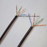 Kabel des Qualitäts-Ethernet-CAT6, im Freien, abgeschirmt, Beerdigung