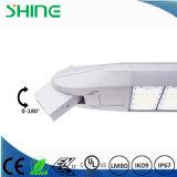 Opto 240W LED indicatore luminoso di via modulare di lustro