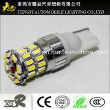 phare automatique de lampe de regain de la lumière 36W de véhicule de 24W DEL avec 1156/1157, T20, faisceau léger de Xbd de CREE du plot H1/H3/H4/H7/H8/H9/H10/H11/H16