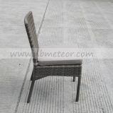 Mtc-082 Rotin Table à manger ensemble mobilier extérieur