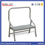 Escadas industriais do rolamento de aço