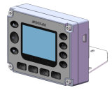 GPS Systemen van de Gids van de Navigatie de Audio