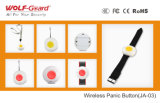 La Chine &#160 chaud ; &#160 sans fil ; Vieux systèmes de sécurité Emergency personnels d'alarme de GM/M SOS avec le signal d'alarme Yl 007 par exemple.