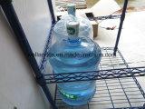 Het regelbare Epoxy Met een laag bedekte Rek van de Vertoning van de Fles van het Water van het Metaal