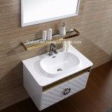 Vanidad moderna popular 081 del cuarto de baño del acero inoxidable