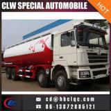 Camion de silos de poudre de camion de transport de la colle de la Chine Shacman 48mt
