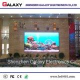 Pantalla de video LED de interior a todo color P4 para publicidad, reuniones, alquiler