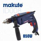 Taladro de la energía eléctrica del martillo del impacto del resorte de Makute (ID008)