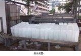 Fábrica de produção de gelo comercial com venda a quente