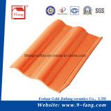 El surtidor chino de la fábrica acotó el chalet encadenado de la cadena del azulejo de teja de la arcilla de la alta calidad 300 * 400m m Teching China