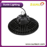 Nave industrial UFO 150W LED de luz de la Bahía de alta (SLFU23)