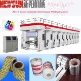 ASY E 기계를 인쇄하는 시리즈에 의하여 전산화되는 가로장 CPP 필름 사진 요판