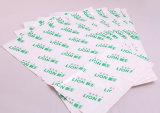 大型の習慣は郵送袋のプラスチック明白な急使袋を印刷した