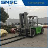 Snsc 10ton Dieselgabelstapler mit hydraulischem Stellwerk