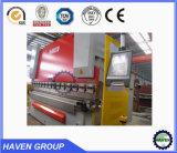 Máquina de dobra hidráulica da placa de aço do CNC WC67K-400X5000