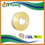 品質は明確な付着力のパッキングテープジャンボロールを保証した