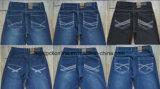 Lange Jeans der Männer, Form-Jeans, Denim-Jeans, Aktien in den Händen