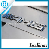 Подгонянные эмблемы этикеты стикера значка автомобиля 3D изготовленный на заказ Chromed значки ABS для автомобиля