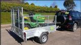9X5 Hot Dipped Galvanised ATV Tailer /Timber Trailer /Utility TrailerかBox Trailer