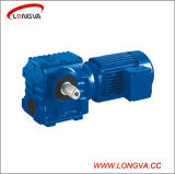 Serie S Helical-Worm reductor motorreductor