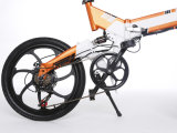 20inch che piega la E-Bici elettrica della bicicletta con il motore senza spazzola