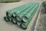 Infiltration de chemin de fer/le drainage/ décharge pour la vente du tuyau de fonte ductile