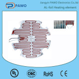 Chauffage électrique en aluminium avec UL pour réfrigérateur