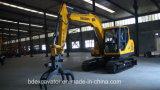 Nueva pequeña máquina de los excavadores de la correa eslabonada de Baoding con el certificado ISO9001