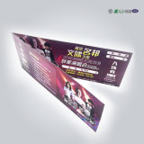Wegwerfkarte des papier-NFC RFID für Konzert-Ereignisse