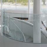 cerca de cristal endurecida 10m m
