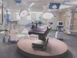 AG Lt006 두 배 홀더 병원 LED 건전지에 의하여 운영하는 책상용 램프