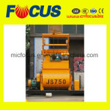 高品質のJs750 750Lの対シャフトの具体的なミキサー