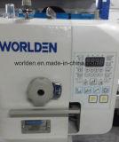 Macchina altamente integrated dell'impuntura dell'azionamento diretto del calcolatore di Wd-9910-D3 Mechatrinic