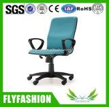 Armrest (PC-26)が付いている普及した調節可能で安いファブリック椅子