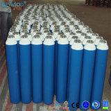 Cylindre en acier de Tped 150bar 200bar pour le CO2 d'azote d'argon de l'oxygène