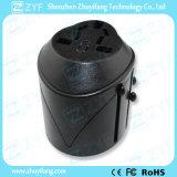 Adattatore di spina universale di corsa del Portable nero (ZYF9008)